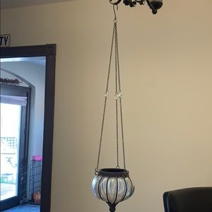 Other - Hanging glass decor